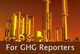 Click for info for GHG Reporters
