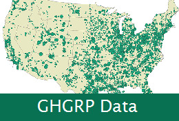 Click for GHGRP data